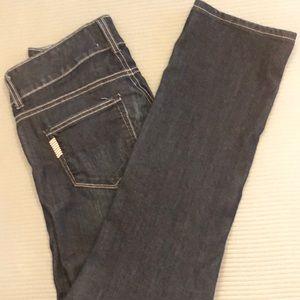 PAIGE Hidden Hills Straight Denim Jeans - Size 29